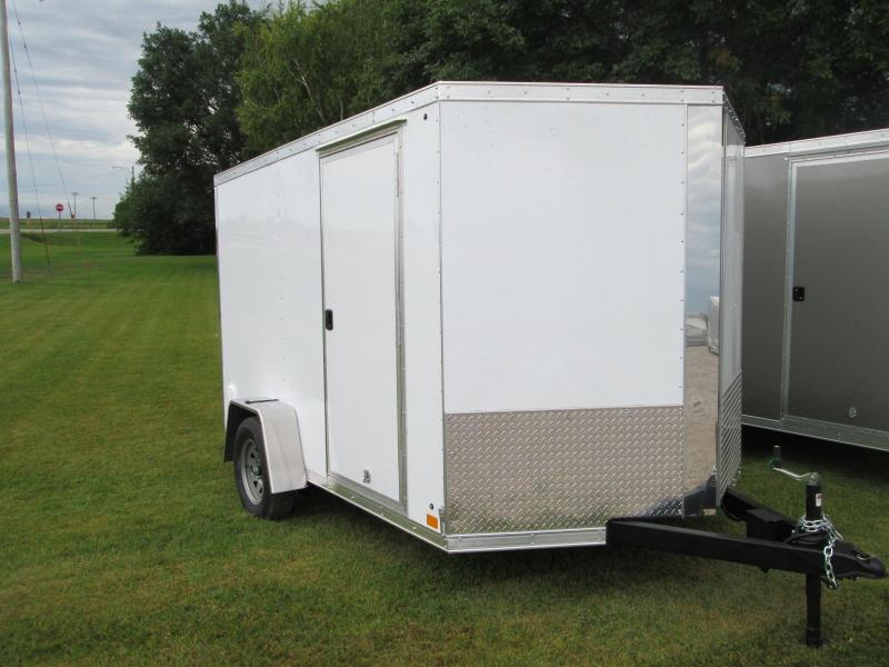 2019 Cross Trailers / 7 X 10 Enclosed