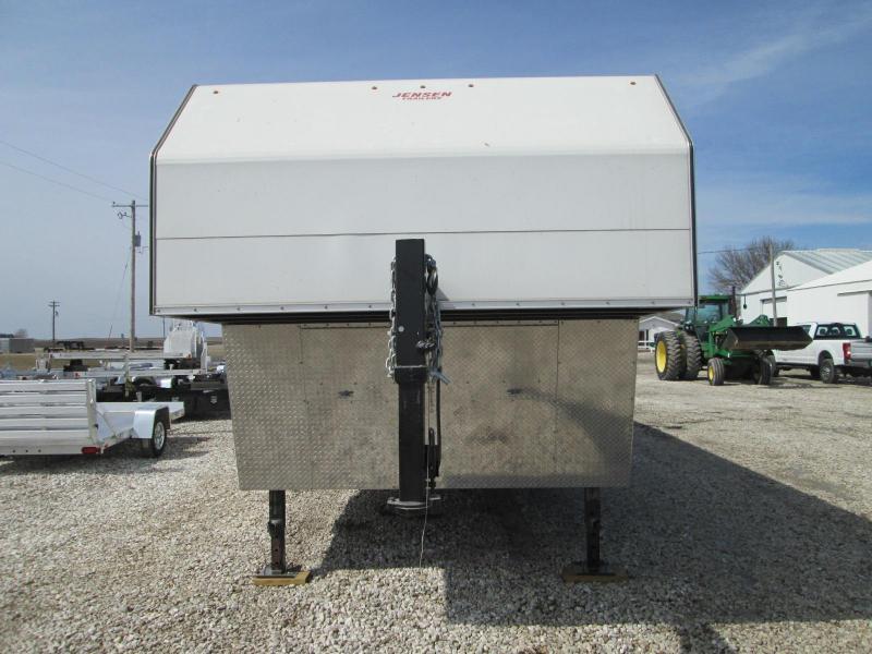2013 Jensen  36' Gooseneck Enclosed Cargo Trailer