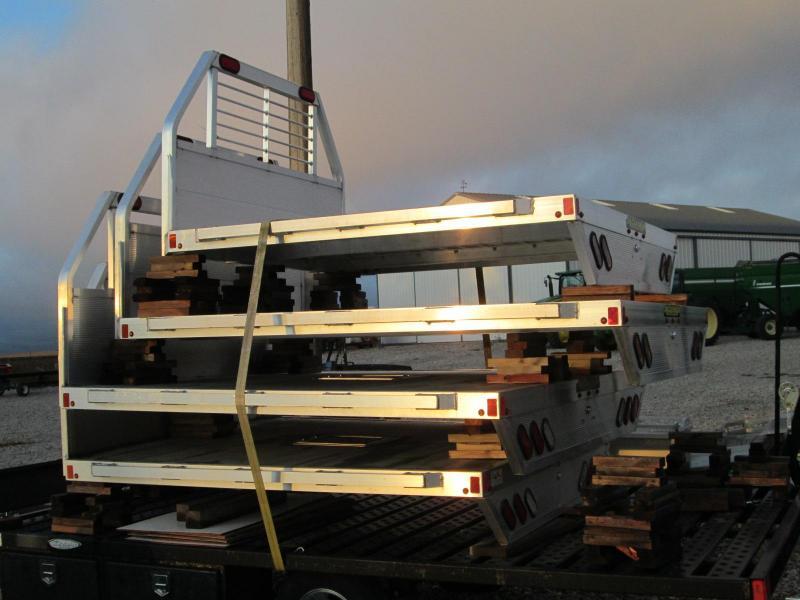 "2019 Aluma 81087 Truck Bed / 81"" X 87"""