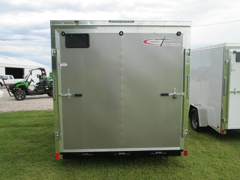 2019 Cross Trailers / 7 X 16 Enclosed