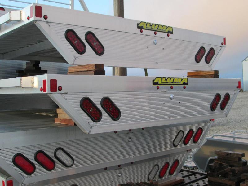 "2016 Aluma 9600 Truck Beds 96"" X 96"""