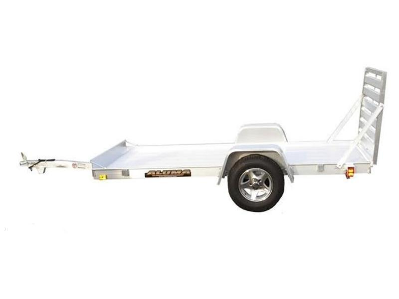 2014 Aluma Single Axle Utilities 5410