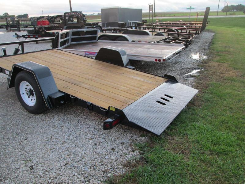 2019 Behnke UT81X12NRT 7K Axle Utility Tilt Trailer Coming In
