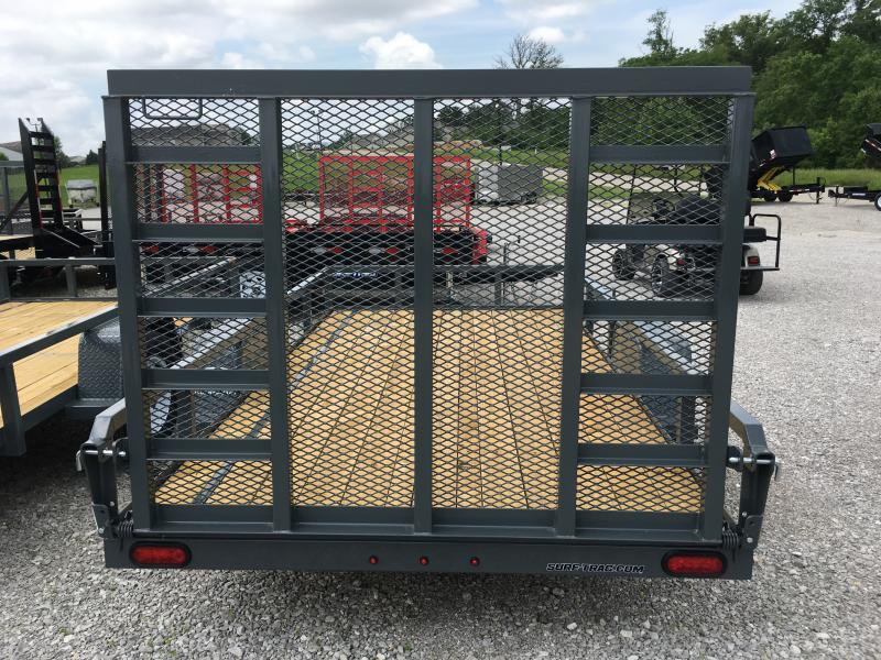2019 Sure-Trac 6 X 12 Tube Top Utility  3K idler
