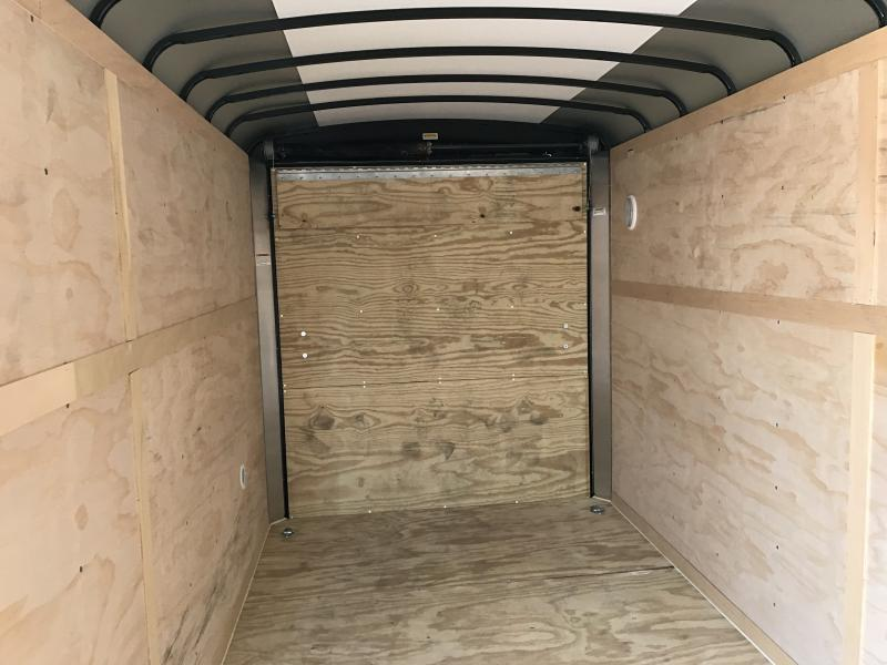 2019 American Hauler Industries ALC 7 x 16 Enclosed Cargo Trailer