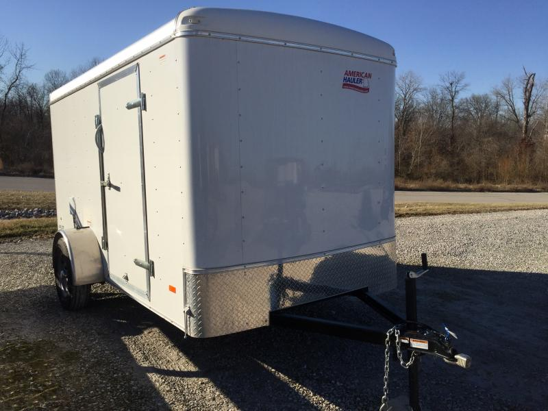 2017 American Hauler Industries ALC612SA Enclosed Cargo Trailer