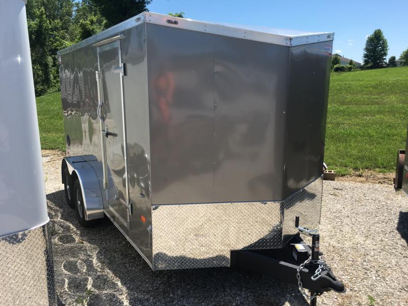 2019 American Hauler Industries 7 x 14 Enclosed Cargo Trailer
