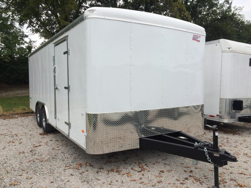 2018 American Hauler Industries 8.5 x 20 AFX Enclosed Cargo Trailer