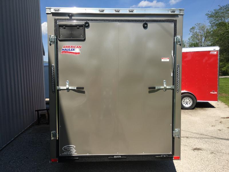 2019 American Hauler Industries NH612SA Enclosed Cargo Trailer