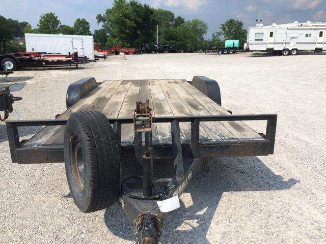 2005 Trailer 82 X 18 Car Hauler