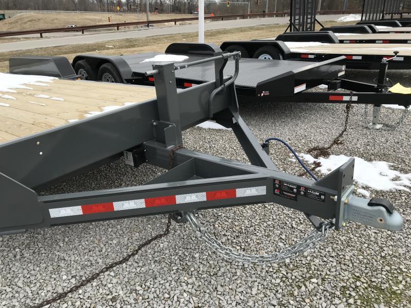 2019 B-B 83 x 22 Equipment Trailer