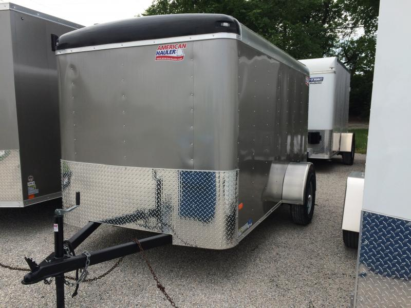 2018 American Hauler Industries Falcon XC 6 x 10 Enclosed Cargo Trailer