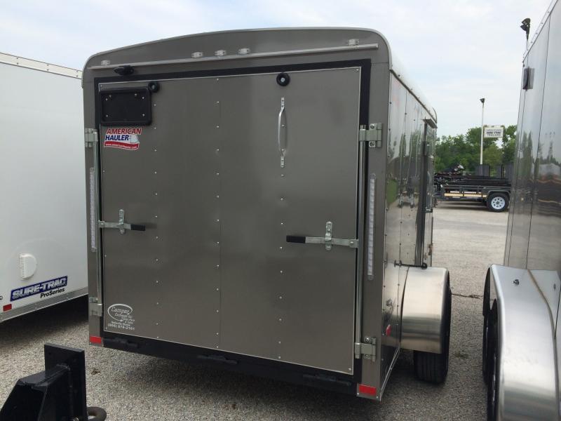 2018 American Hauler Industries Falcon XC 6 x 10 Enclosed Cargo Trailer