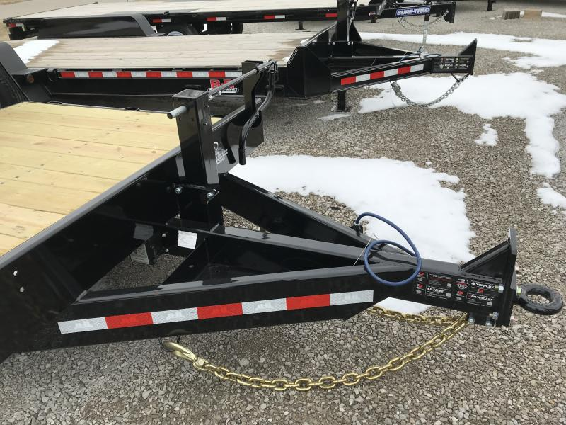 2019 B-B Tilt Equipment Trailer 83 x 22
