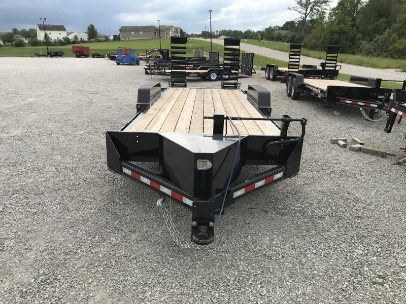 2019 B-B 83 x 22 Equipment Trailer