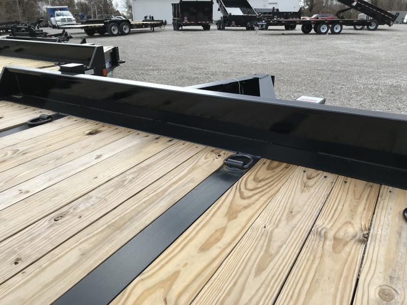 2019 Sure-Trac 8.5 X 22+5 Low Pro Deckover Tandem 22.5K