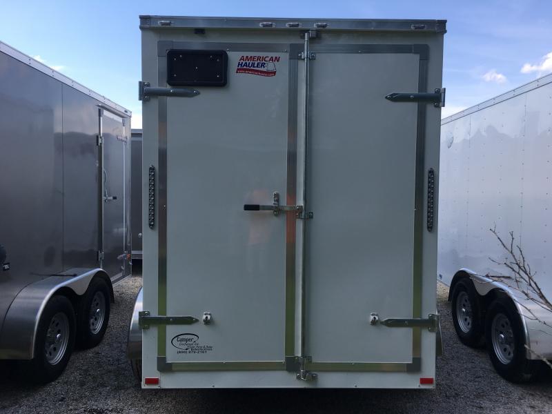 2019 American Hauler Industries Night Hawk 6 x 12 Enclosed Cargo Trailer