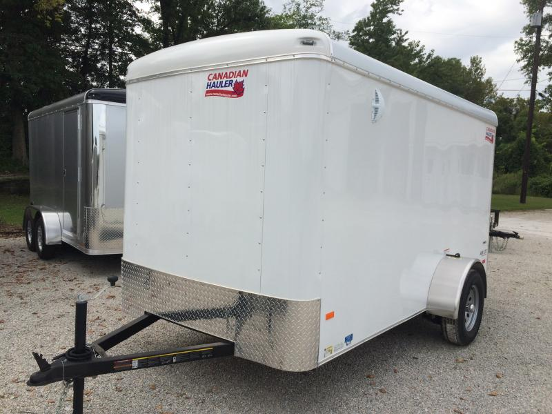 2018 American Hauler Industries ALC 6 x 12 Enclosed Cargo Trailer