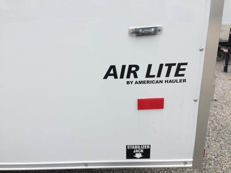 2018 American Hauler Industries ALC 6 x 12 Enclosed Cargo Trailer