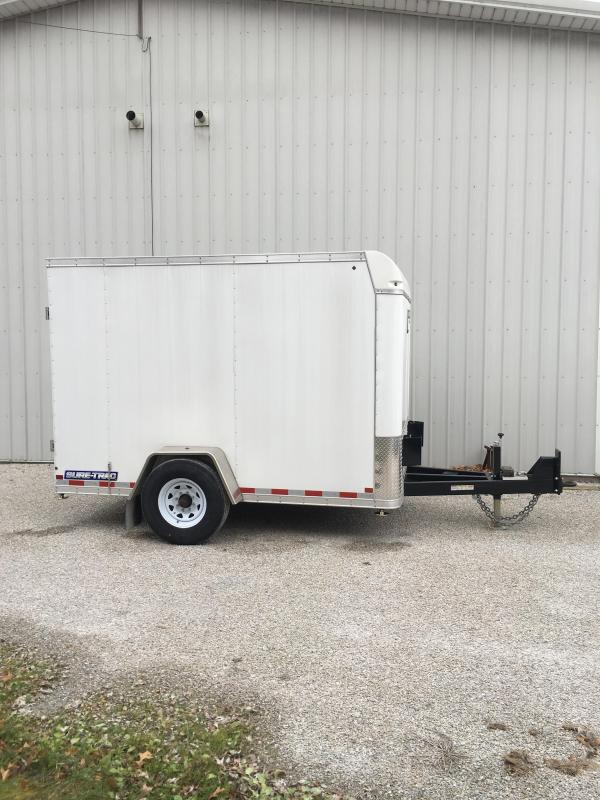 2015 Sure-Trac 6 X 10 Enclosed Cargo Trailer