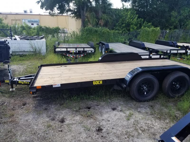 Big Tex Trailers 60CH-16BK Car / Racing Trailer