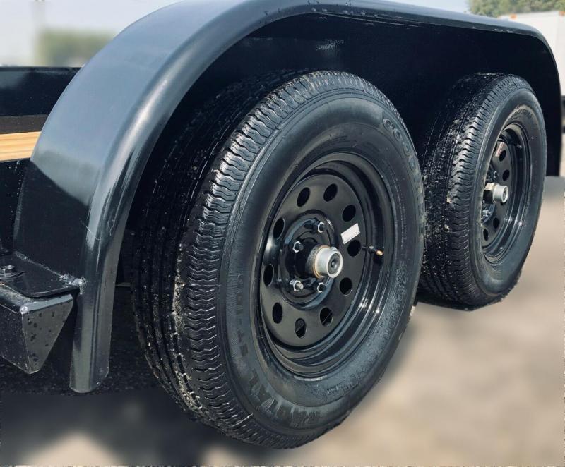 Big Tex Trailers 60CH-16BK Car / Racing Trailer