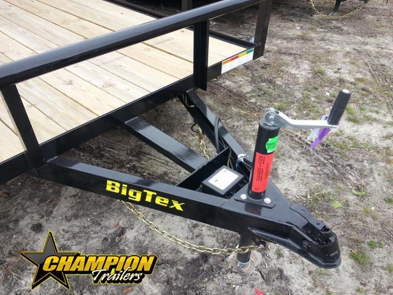 2019 Big Tex Trailers 60ES-16 Utility Trailer