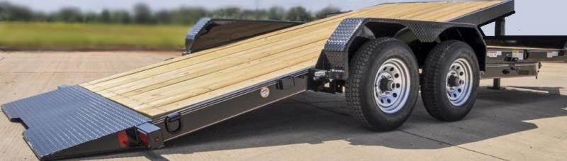 2019 Diamond C Trailers 44HDT Equipment Trailer