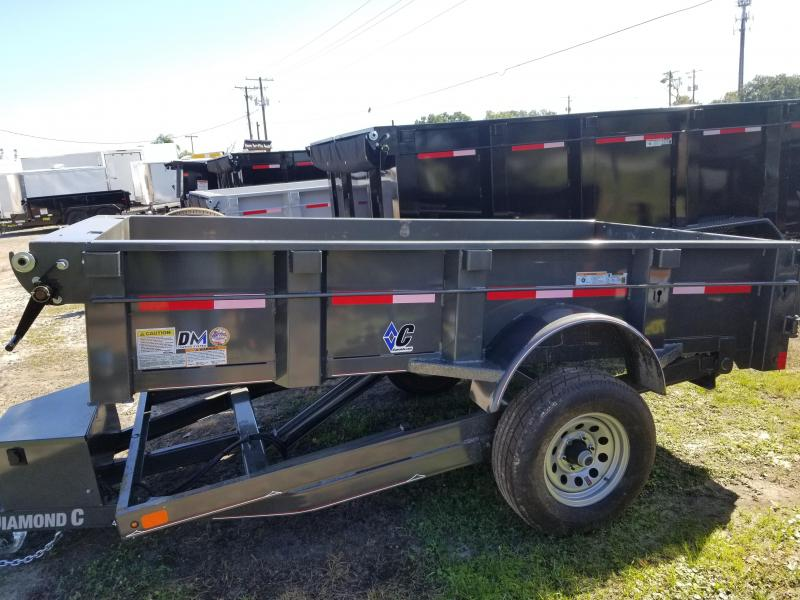 2019 Diamond C Trailers 43ED Dump Trailer