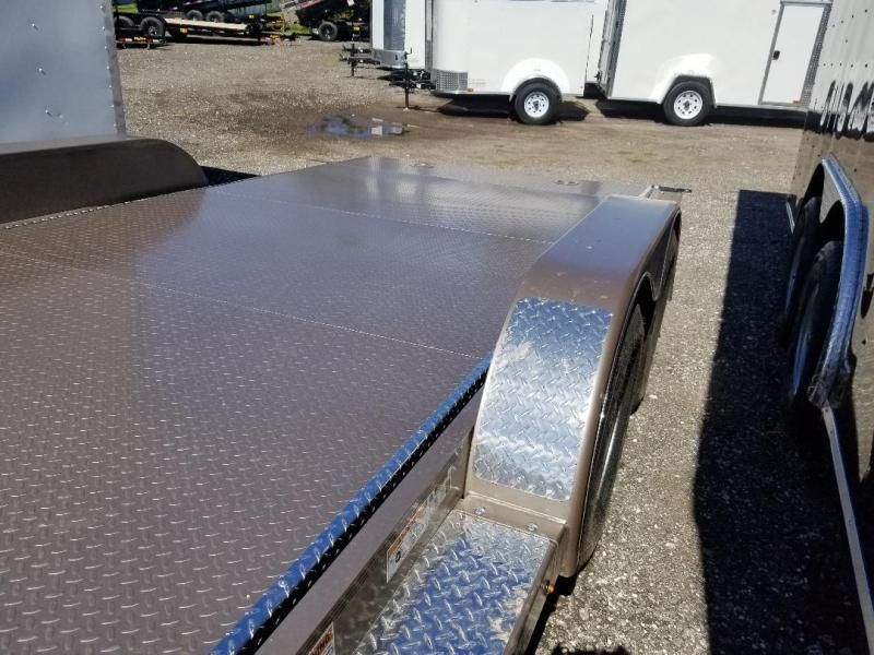 Diamond C Trailers CHT Custom Car / Racing Trailer Custom Tilt
