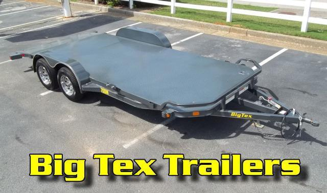 70DM Big Tex Car Hauler