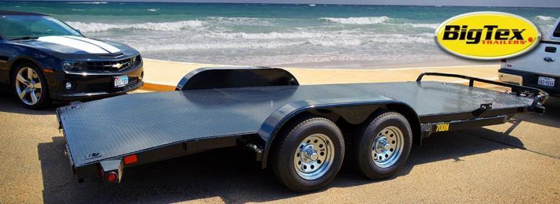 70DM Big Tex Car Hauler