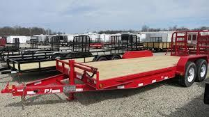 2018 PJ Trailers RED 20'x5'' Only One Available at this Price