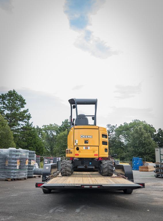 Big Tex Trailers 14TL-22' Equipment Trailer 16' TILT Deck