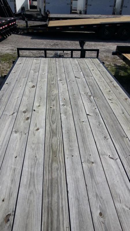 PJ C5 Carhauler Flat Deck 18x5