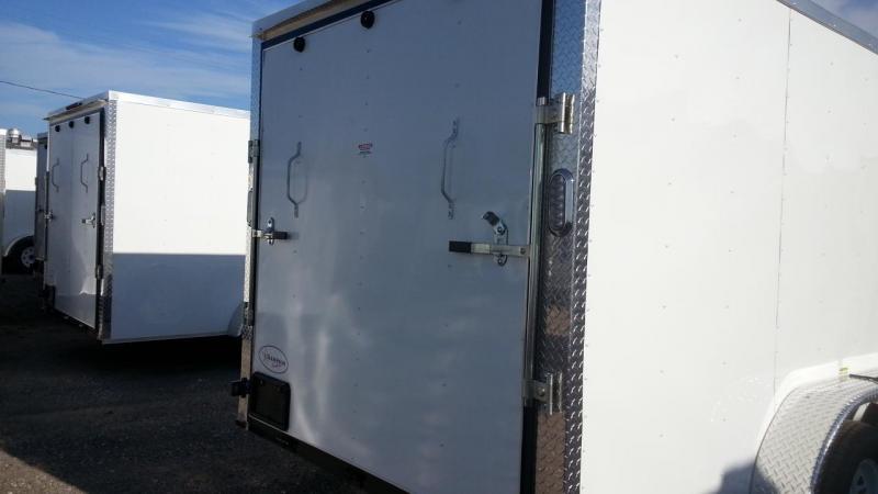2019 Arising 7x16 Enclosed Cargo Trailer