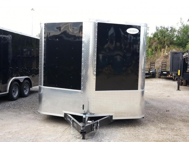 2019 Arising 8.5x16x6 Enclosed Cargo Trailer