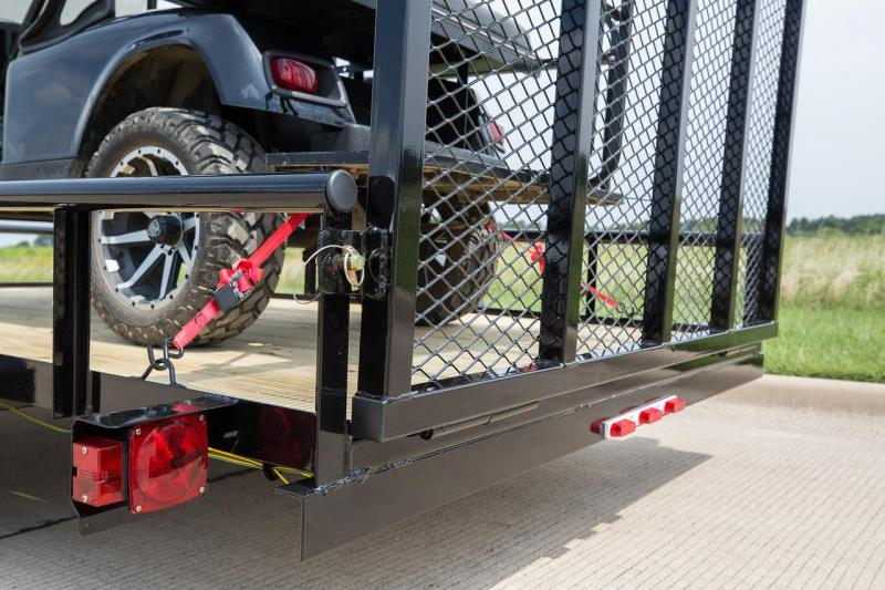 Big Tex Trailers 35ES-12 Utility Trailer