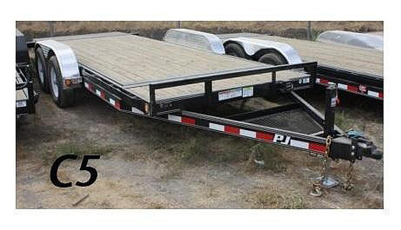 2017 PJ Trailers 5 in. ONE AVAILABLE