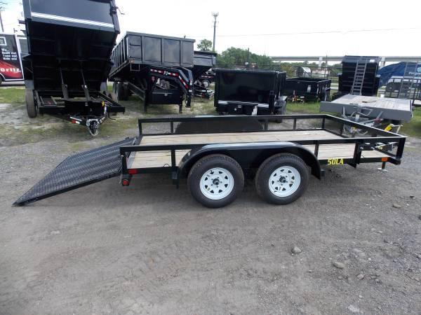Big Tex 50LA 12ft