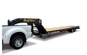 Big Tex 2019  Tandem Dual Axle Gooseneck Trailer 35+5