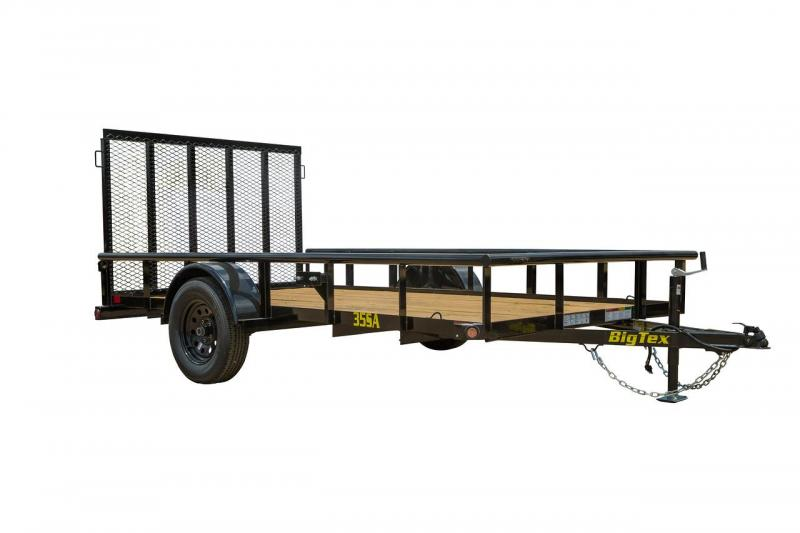 2019 Big Tex Trailers 35SA-14 Utility Trailer