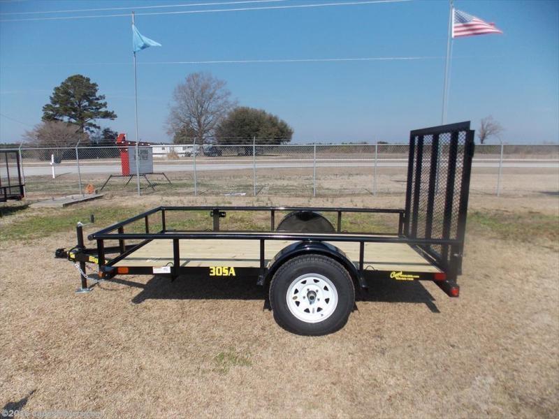 30SA Big Tex Utility Trailer