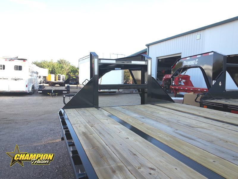 2019 Big Tex Trailers 22GN-305 Equipment Trailer