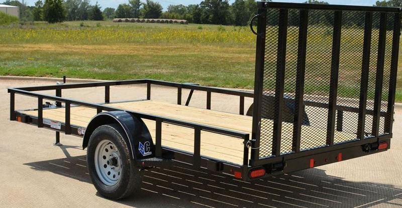 2019 Diamond C Trailers GSA Utility Trailer ATV