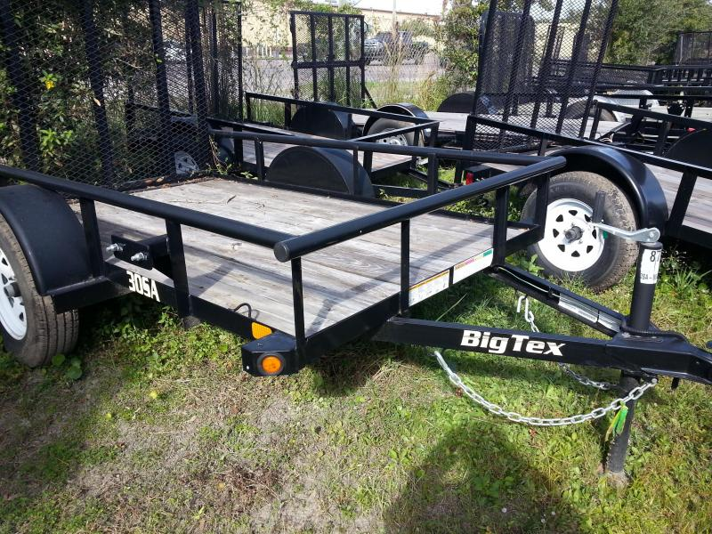 2016 Big Tex Trailers 30SA-08 Utility Trailer