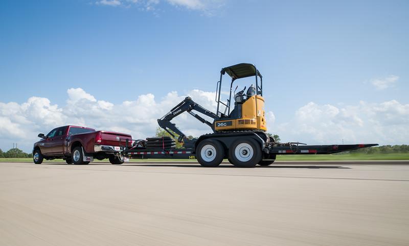 Big Tex Trailers 14TL-22 Equipment Trailer TILT