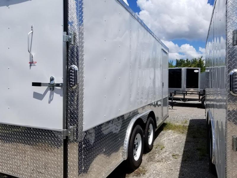 2019 Arising 8.5x16 Enclosed Cargo Trailer