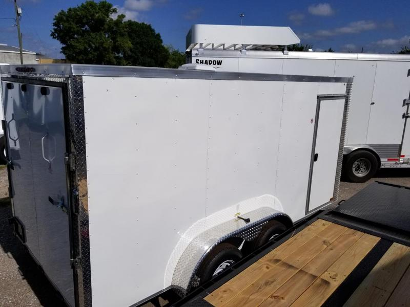 Arising 7 x 14 x 6 Enclosed Cargo Trailer
