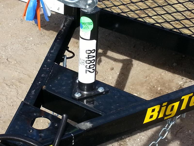 2019 Big Tex Trailers 30SA-10 Utility Trailer